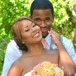 Melanie and Jamal Durrant's Wedding Day