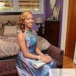 Alaysia's Prom Night Photos May 22, 2015
