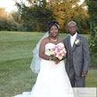 Christiana Tucker and Joseph Williams' Wedding Day