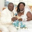 Glenna & Rodney's Wedding Day