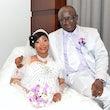 Rosetta and Mohammed's Wedding Day