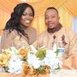 Ronalda and Taju Deen's Wedding Reception