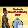 Merissa's Sweet 16 Birthday Party