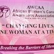 AWCAA Breast Cancer Survivor Day 11/21/2015