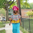 Queen Mariam Sape Turay Conteh's 65th Birthday Party