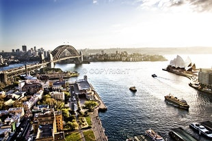 Sydney and other landscapes - iconic buildings and places