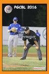 2016 PGCBL Umpires