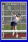 2013 District III Womens Tennis Championships