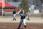 04-06-14 Fulton-Montgomery CC @ SUNY Delhi Softball - Game #1
