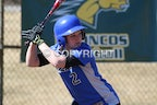 04-06-14 Fulton-Montgomery CC @ SUNY Delhi Softball - Game #2