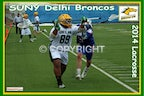 2014 SUNY Delhi Lacrosse - Enhanced