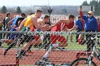 04-18-14 Cortland Classic Track & Field Invitatonal - Day 1