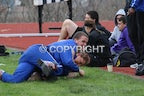 05-02-14 NJCAA Region III Track & Field @ Delhi - Day 1