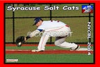 2014 - Syracuse Salt Cats (Enhanced Photos)