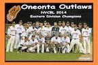 2014 - Oneonta Outlaws (Enhanced Photos)