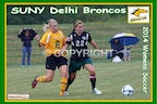 2014 SUNY Delhi Womens Soccer (Enhanced Prints)