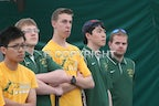 04-20-15 Hartwick College @ SUNY Delhi Mens Tennis