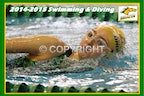 2014-2015 SUNY Delhi Swimming & Diving - Enhanced Photos