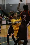 11-01-15 Central Penn College @ SUNY Delhi Mens Basketball Game