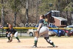 04-16-16 Clinton CCC @ SUNY Delhi Softball - Game #1