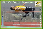 2013 - SUNY Delhi Outdoor Track & Field