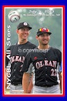 Olean Oilers - Formatted Action Prints