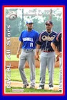 Hornell Dodgers - Formatted Action Prints