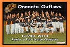 07-29-13 Oneonta Outlaws @ Hornell Dodgers