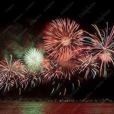 2014 Perth Australia Fireworks Display