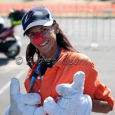 Formula 1 Melbourne 2014 Mazda3 Celebrity Challange