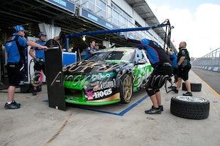 Formula 1 Melbourne 2014 Pits - Formula 1 Grand Prix