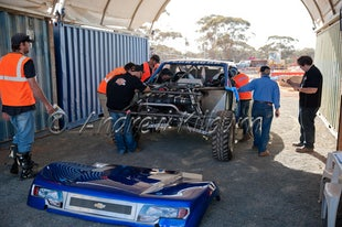 4x4 Offroad Racing Kalgoorlie 2014 Day 1