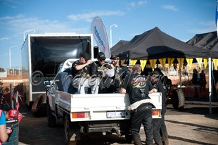 4x4 Offroad Racing Kalgoorlie 2014 Day 2