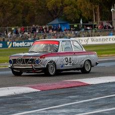V8 SUPERCARS Barbagallo's Hitoric Touring Cars