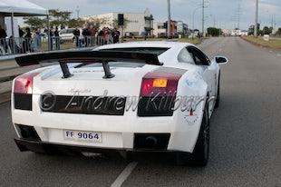 Quit Targa West Rally 17-08-2014 Malaga AM