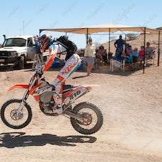 Gascoyne Dash -2014 Race 1 - Bikes and Quad Lockies Knob
