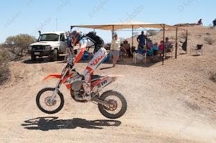 Gascoyne Dash -2014 Race 1 - Bikes and Quad Lockies Knob
