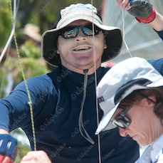2015 Tasar World Championships Busselton Day 4 Race 5