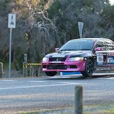 2015 Targa Rally Whiteman Park 2