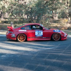 2015 Targa Rally Lower Chittering