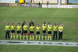WAFL 1st Semi-Finals Thunder V East Perth 1st Half
