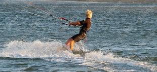 22-01-2016 - Kite Surfing