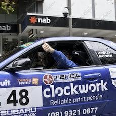 2 - Quit Targa Rally Perth 11-08-2016