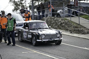 3 - Quit Targa Rally - Race 2 Barbagelos 11-08-2016