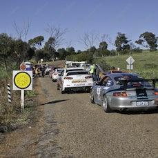 9 - Quit Targa Rally - Toodyay Race Course 13-08-2016