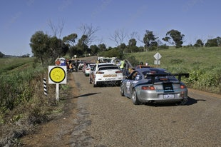 9 - Quit Targa Rally - Toodyay Race Course 13-08-2016