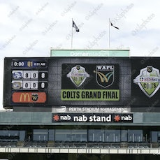 2017 WAFL Finals Subiaco Oval - COLTS - 2017 WAFL at Subiaco Oval this is the last event at the Oval it will be made into a School and Appartments the...