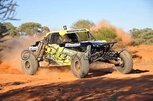 005 - 2011 Gascoyne Dash Day 3 - Race 1   - The Dash Starts