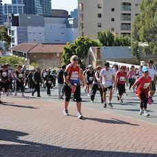 2012 City to Surf Main Run 1