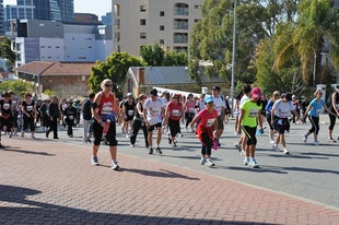2012 City to Surf Main Run 1